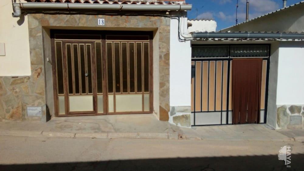 Casa en venta en El Pedernoso, Cuenca, Calle Santisima Trinidad, 37.847 €, 2 habitaciones, 1 baño, 76 m2