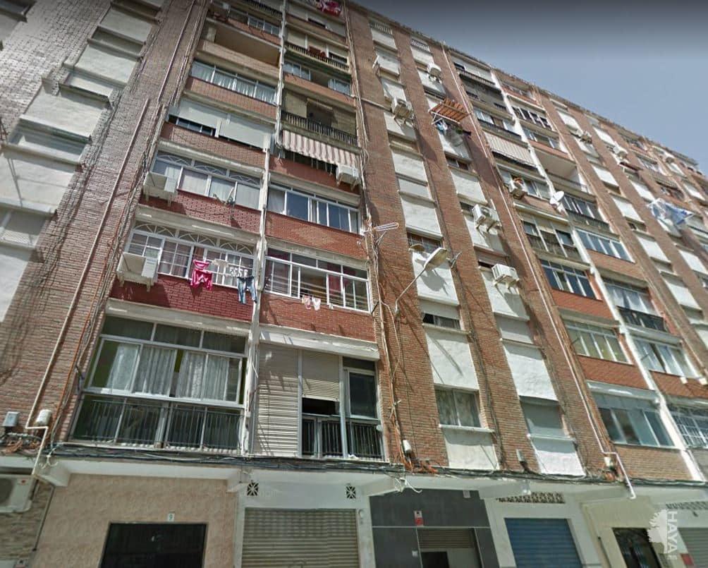 Piso en venta en Málaga, Málaga, Calle Calerito, 74.300 €, 2 habitaciones, 1 baño, 79 m2