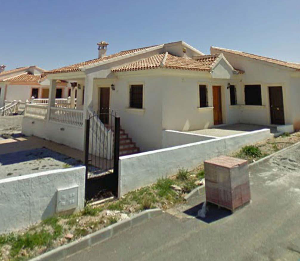 Casa en venta en Chirivel, Almería, Calle los Blancos, 100.000 €, 2 baños, 138 m2