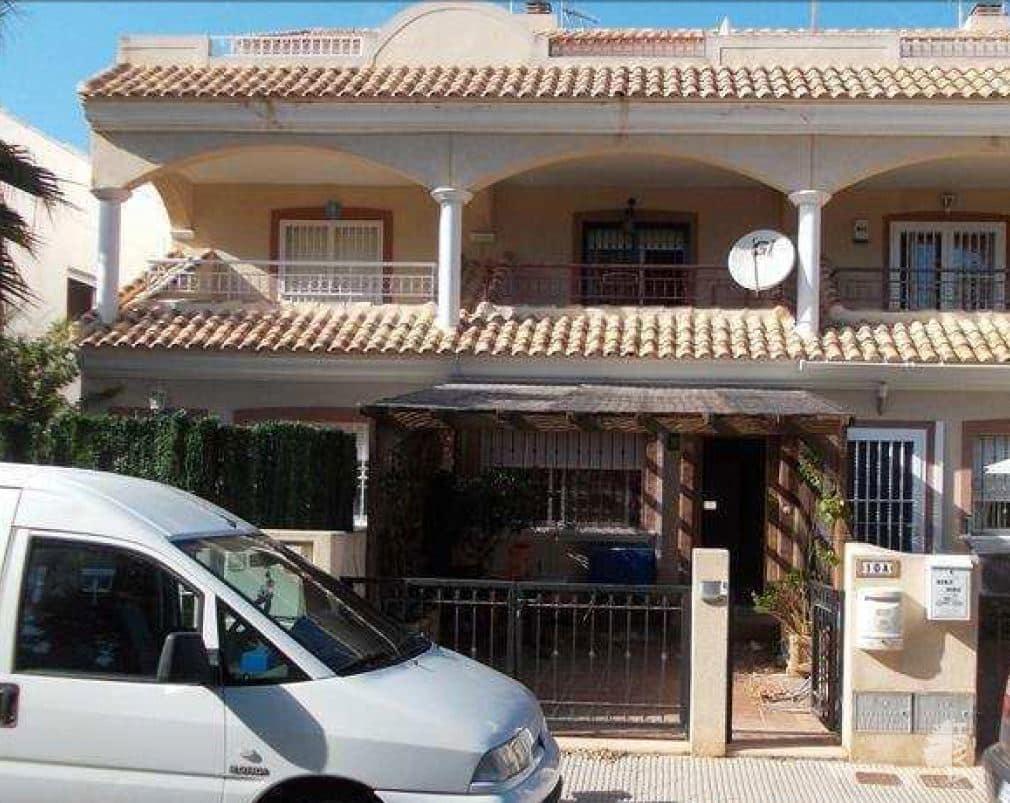 Casa en venta en San Pedro del Pinatar, Murcia, Calle Orquideas, 133.000 €, 3 habitaciones, 1 baño, 118 m2