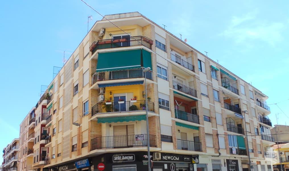 Piso en venta en Centro, Almoradí, Alicante, Calle Virgen del Rosario, 20.000 €, 3 habitaciones, 1 baño, 64 m2