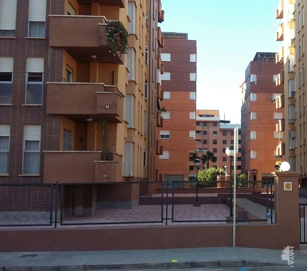 Piso en venta en Vila-real, Castellón, Calle Manuel Sanchis Guarner, 105.501 €, 3 habitaciones, 1 baño, 127 m2