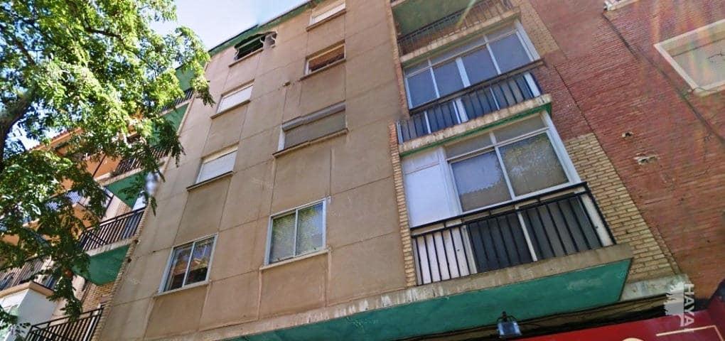 Piso en venta en Oliver, Zaragoza, Zaragoza, Calle Ntra Sra del Salz, 71.200 €, 3 habitaciones, 1 baño, 82 m2