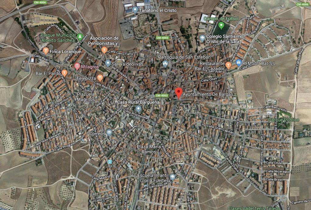 Parking en venta en Coto de Caza, Bargas, Toledo, Calle Barrio Alto, 4.000 €, 18 m2