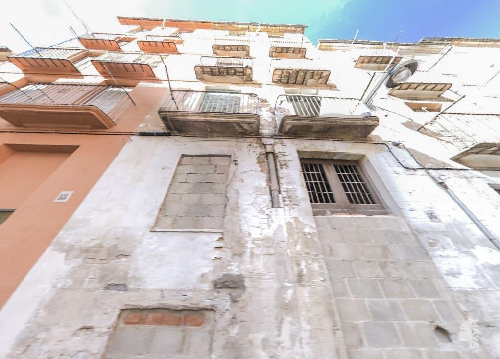 Piso en venta en Zona Alta, Alcoy/alcoi, Alicante, Calle la Sardina, 56.300 €, 1 habitación, 1 baño, 110 m2