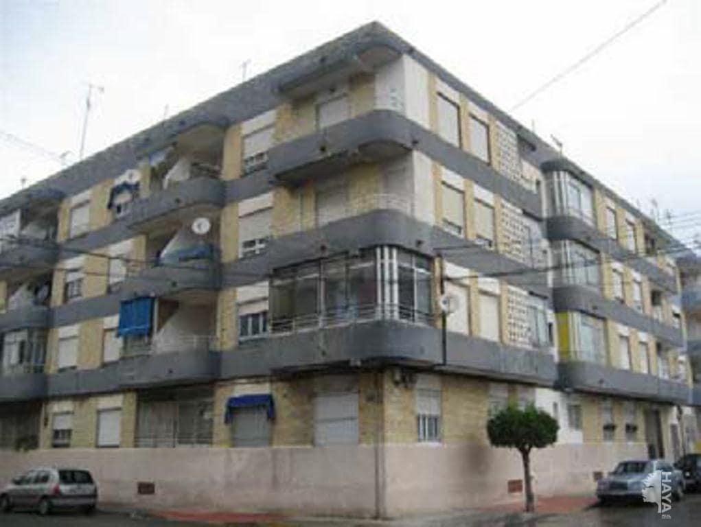 Piso en venta en Almoradí, Alicante, Calle Alicante, 35.900 €, 3 habitaciones, 2 baños, 98 m2