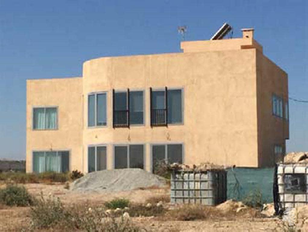 Casa en venta en Rebolledo, Elche/elx, Alicante, Lugar Santa Ana, 481.200 €, 4 habitaciones, 3 baños, 688 m2