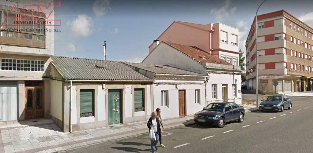 Casa en venta en Esquibien, Narón, A Coruña, Carretera Castilla, 100.000 €, 3 habitaciones, 1 baño, 70 m2