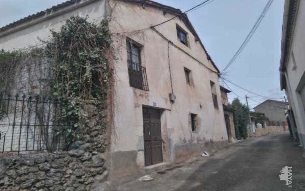Casa en venta en Alcubilla de Avellaneda, Alcubilla de Avellaneda, Soria, Calle Altillo, 24.600 €, 3 habitaciones, 1 baño, 450 m2