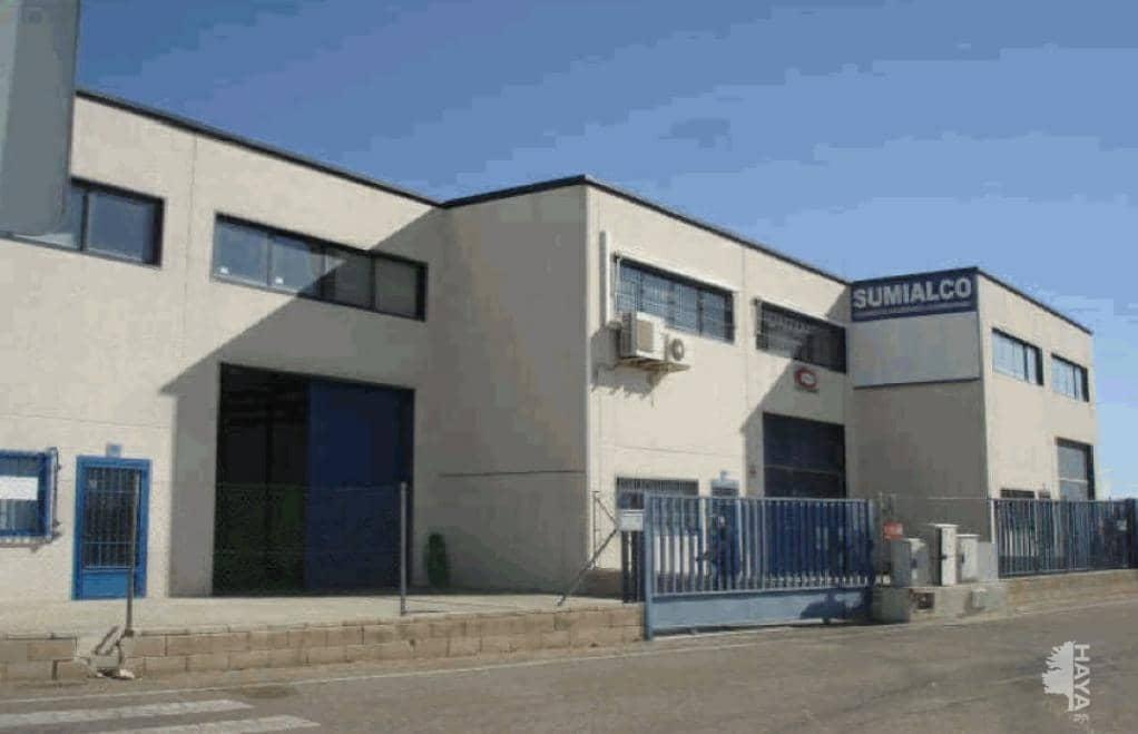 Industrial en venta en Illescas, Toledo, Calle Curtidores, 157.800 €, 458 m2