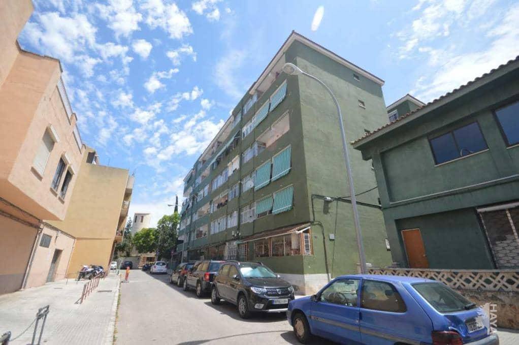 Piso en venta en Sa Indioteria, Palma de Mallorca, Baleares, Calle Salou, 87.800 €, 3 habitaciones, 1 baño, 94 m2