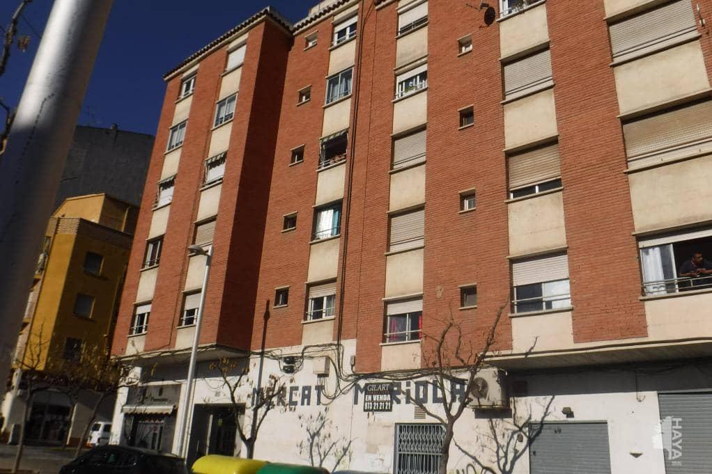 Piso en venta en La Mariola, Lleida, Lleida, Calle Venus, 48.300 €, 3 habitaciones, 1 baño, 99 m2