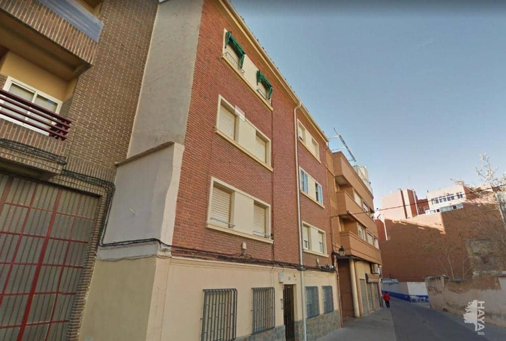Piso en venta en Hospital, Albacete, Albacete, Calle Lozano, 93.670 €, 4 habitaciones, 2 baños, 66 m2