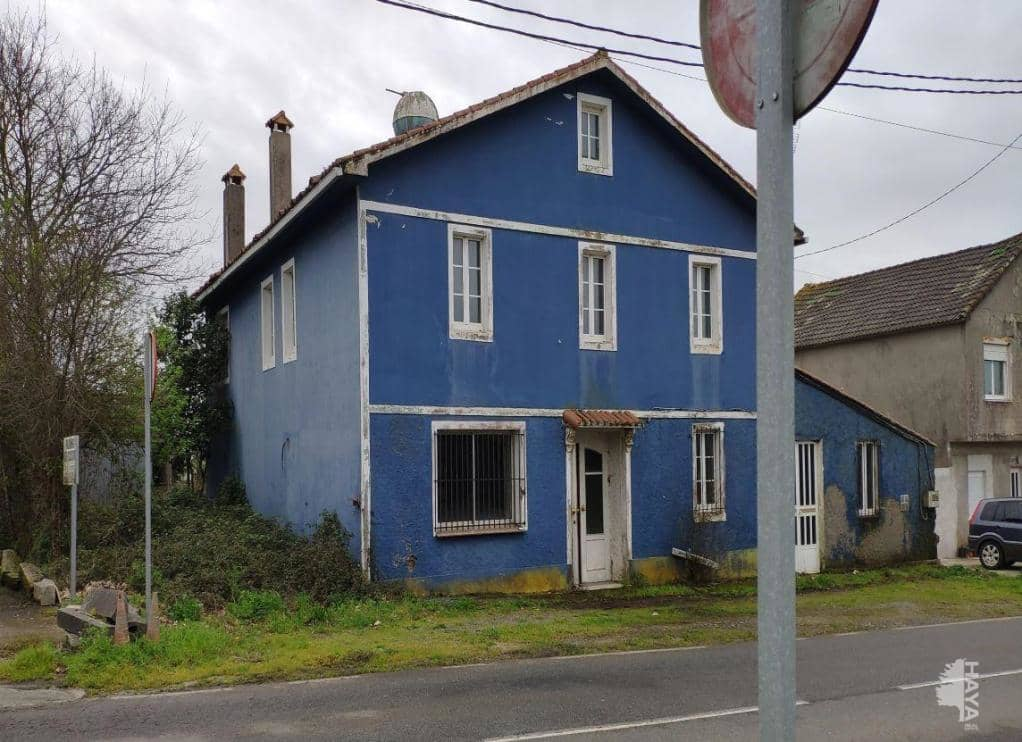 Casa en venta en Mesía, Mesía, A Coruña, Lugar Calzada 17, 67.000 €, 5 habitaciones, 2 baños, 238 m2