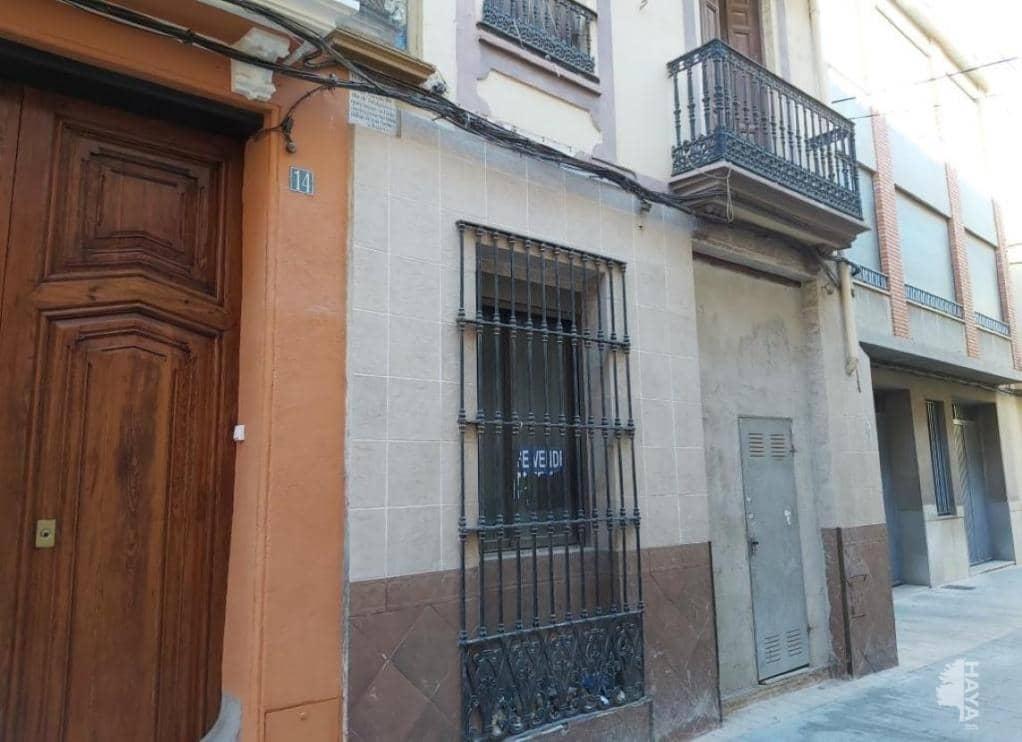 Casa en venta en Poblados Marítimos, Burriana, Castellón, Calle Aigua L, 76.800 €, 4 habitaciones, 2 baños, 184 m2
