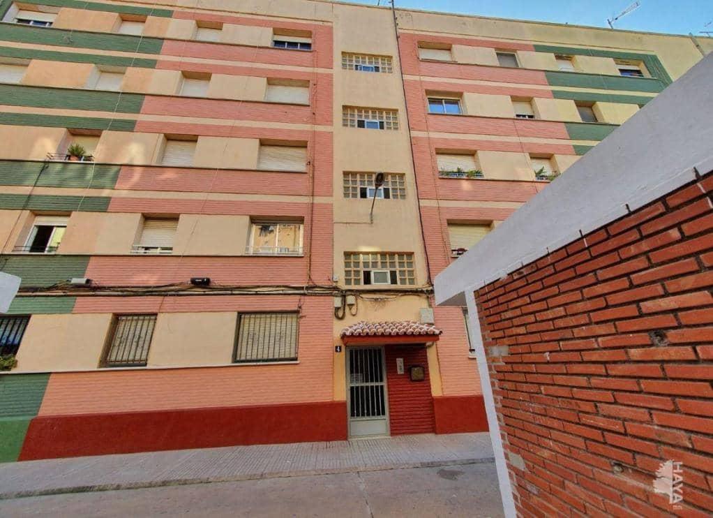 Piso en venta en Alquerieta, Alzira, Valencia, Calle Doctor Ferran, 36.300 €, 2 habitaciones, 1 baño, 82 m2