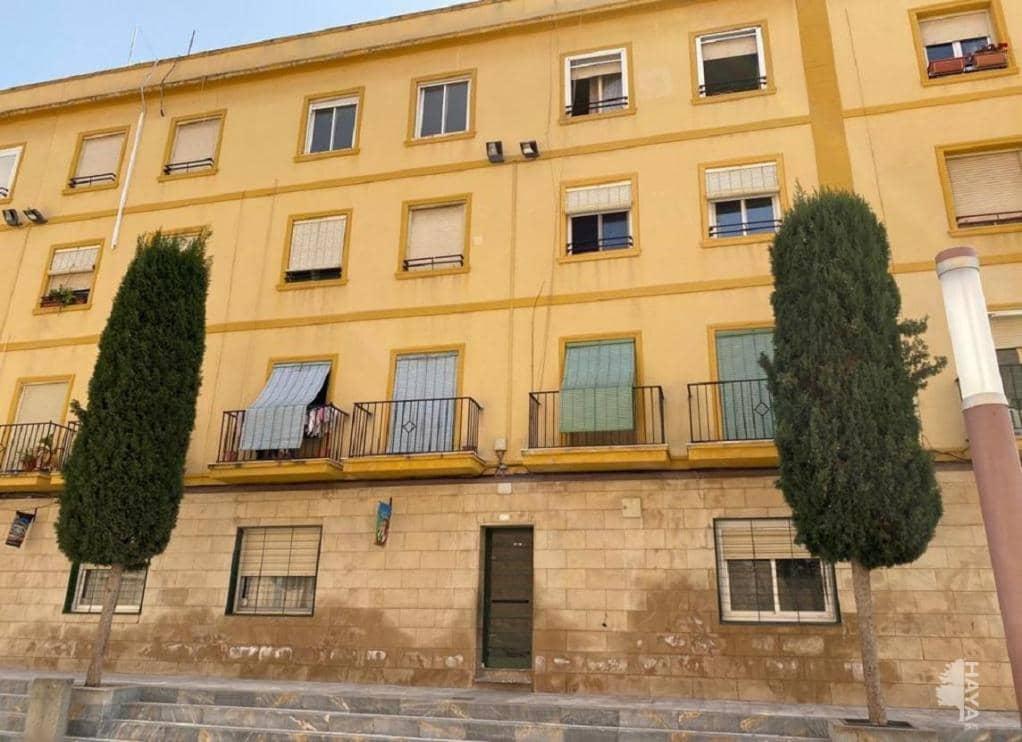 Piso en venta en San Antón, Orihuela, Alicante, Calle Adolfo Claravana-la Murada, 45.100 €, 3 habitaciones, 1 baño, 100 m2
