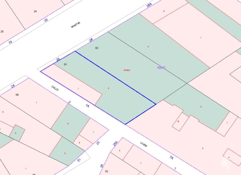 Piso en venta en Almazora/almassora, Castellón, Plaza San Martin, 102.600 €, 1 baño