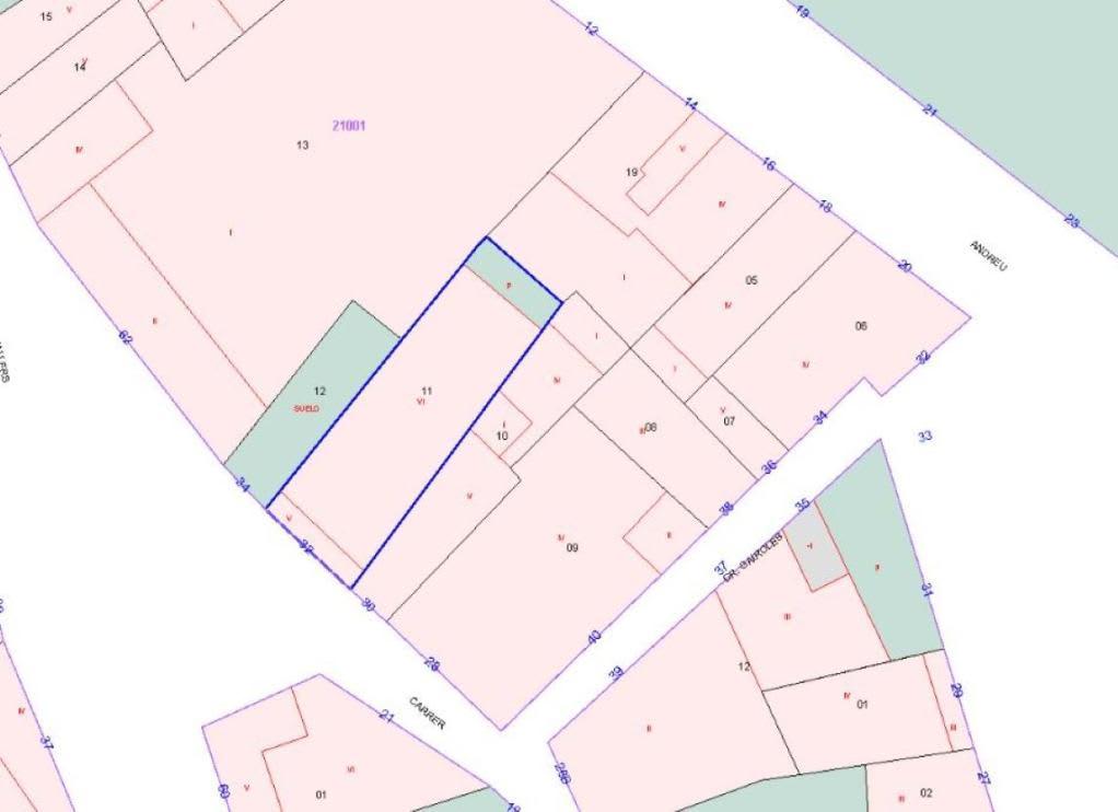 Piso en venta en Lleida, Lleida, Calle Companyia, 136.000 €, 1 baño, 132 m2