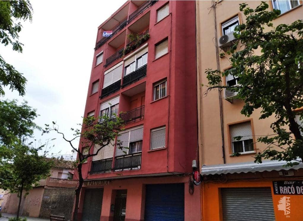 Piso en venta en Valencia, Valencia, Calle Almiserat, 46.900 €, 3 habitaciones, 1 baño, 88 m2