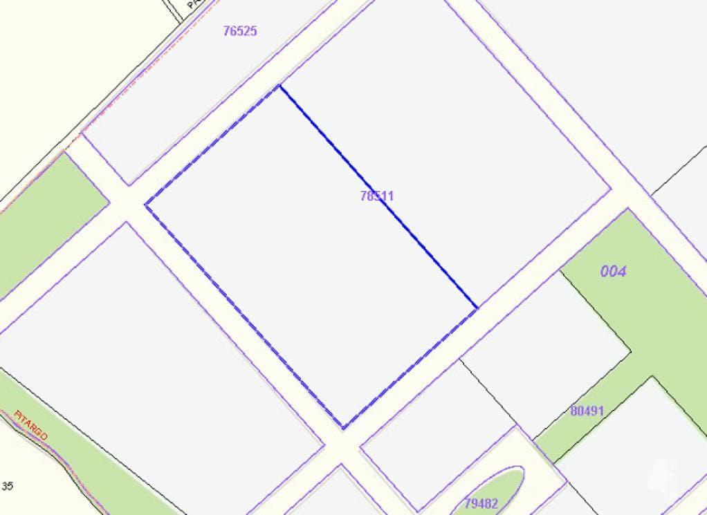 Industrial en venta en Muel, Muel, Zaragoza, Calle El Pitarco, 277.134 €, 46190 m2