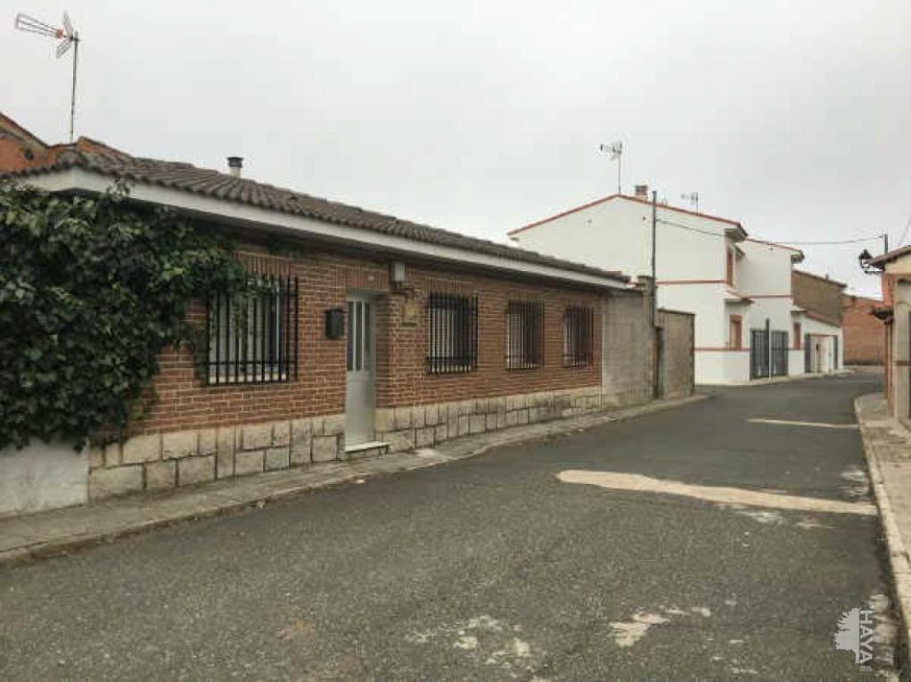 Casa en venta en Plaza Mayor, El Cubillo de Uceda, Guadalajara, Calle Eras, 85.400 €, 3 habitaciones, 2 baños, 126 m2