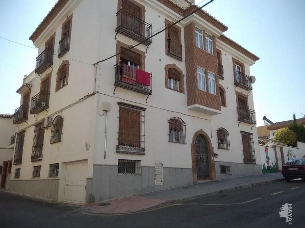 Piso en venta en La Zubia, Granada, Calle Anibal del Campo Diaz, 86.700 €, 3 habitaciones, 2 baños, 97 m2