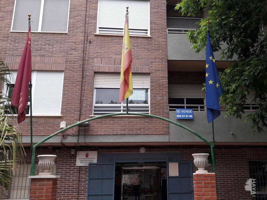 Piso en venta en Murcia, Murcia, Calle Antonia Maymon, 59.500 €, 4 habitaciones, 2 baños, 94 m2