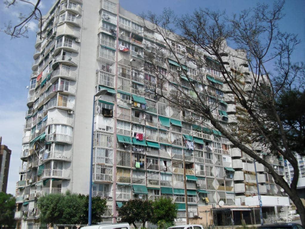 Piso en venta en Els Tolls - Imalsa, Benidorm, Alicante, Avenida Portugal, 22.400 €, 1 habitación, 1 baño, 25 m2