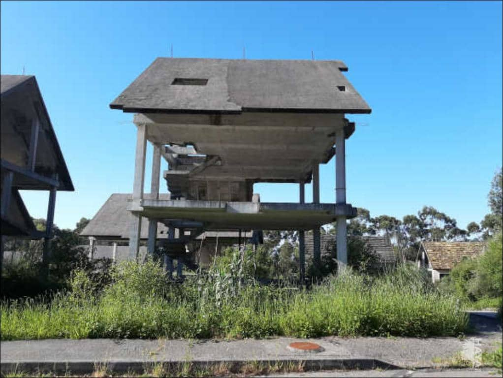Suelo en venta en Domaio, Moaña, Pontevedra, Lugar Carballido-domaio, 52.000 €, 320 m2