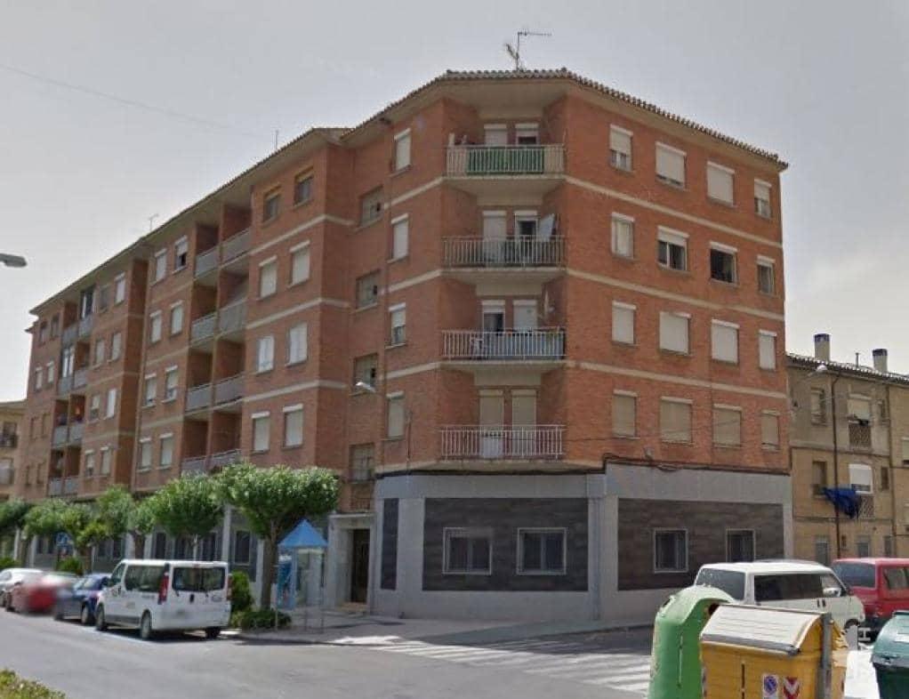 Piso en venta en Rivas, Ejea de los Caballeros, Zaragoza, Avenida Cosculluela, 48.600 €, 3 habitaciones, 1 baño, 80 m2