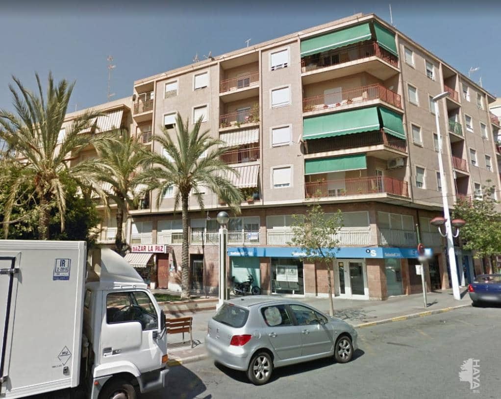 Piso en venta en Elche/elx, Alicante, Calle Jose Romero Lopez, 67.830 €, 2 habitaciones, 2 baños, 80 m2