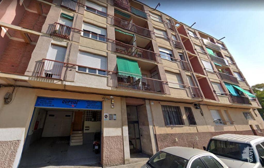 Piso en venta en Torre-romeu, Sabadell, Barcelona, Pasaje Gaudi, 132.100 €, 3 habitaciones, 1 baño, 74 m2