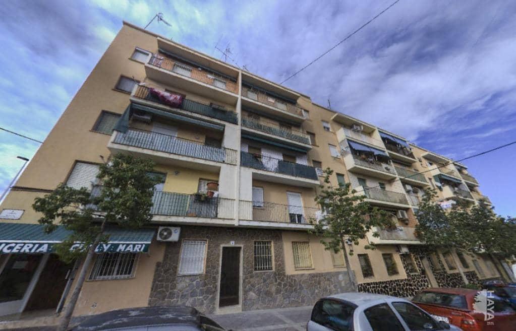 Piso en venta en Patilla, Elche/elx, Alicante, Calle Pascual Campos Garcia, 36.200 €, 3 habitaciones, 1 baño, 64 m2
