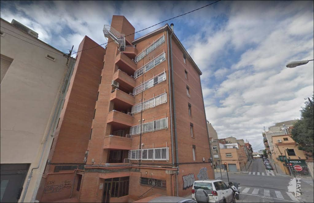Piso en venta en Terrassa, Barcelona, Calle Blasco de Garay, 80.200 €, 3 habitaciones, 1 baño, 72 m2