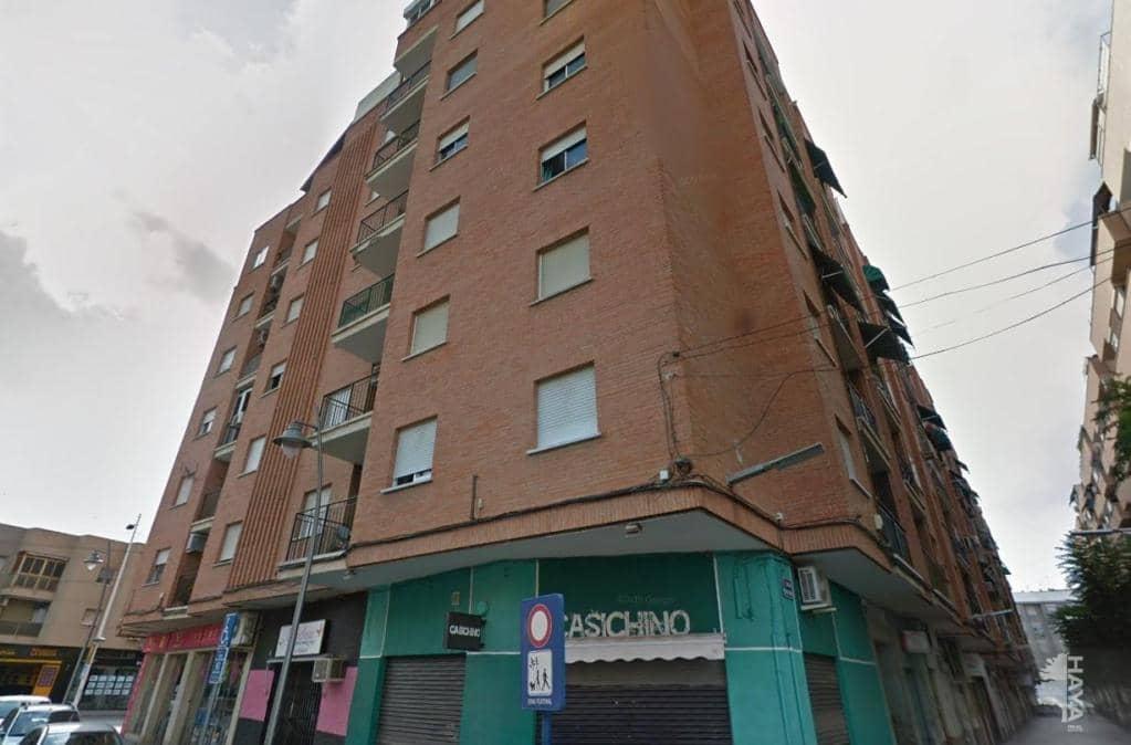 Piso en venta en Molina de Segura, Murcia, Calle Tres de Abril, 54.500 €, 3 habitaciones, 1 baño, 99 m2