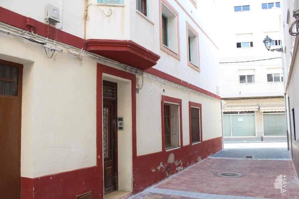Piso en venta en Benicarló, Castellón, Calle de Sant Valeri, 59.000 €, 4 habitaciones, 2 baños, 90 m2
