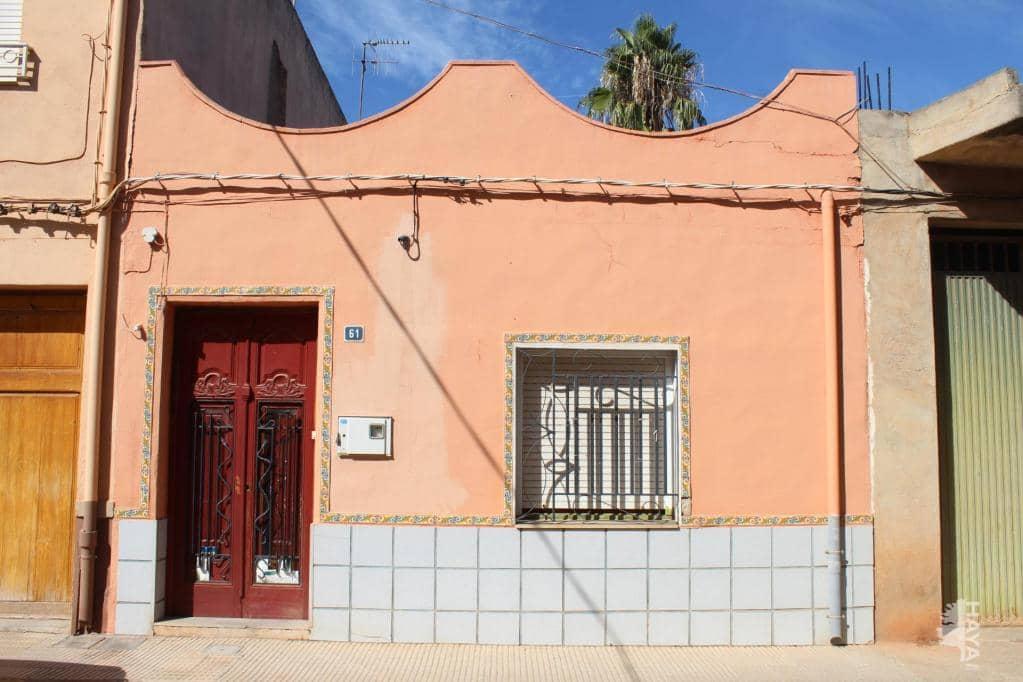Casa en venta en El Grao, Moncofa, Castellón, Calle Cervantes, 77.400 €, 3 habitaciones, 1 baño, 126 m2
