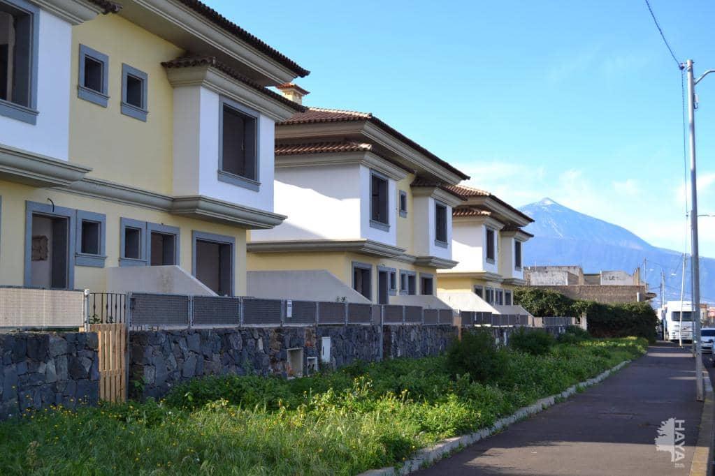 Casa en venta en La Matanza de Acentejo, Santa Cruz de Tenerife, Calle Domingo Ravelo Perez, 998.400 €, 4 habitaciones, 3 baños, 1572 m2