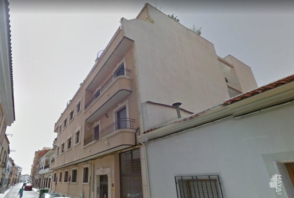 Piso en venta en Tomelloso, Ciudad Real, Calle Hidalgo, 95.500 €, 3 habitaciones, 2 baños, 88 m2