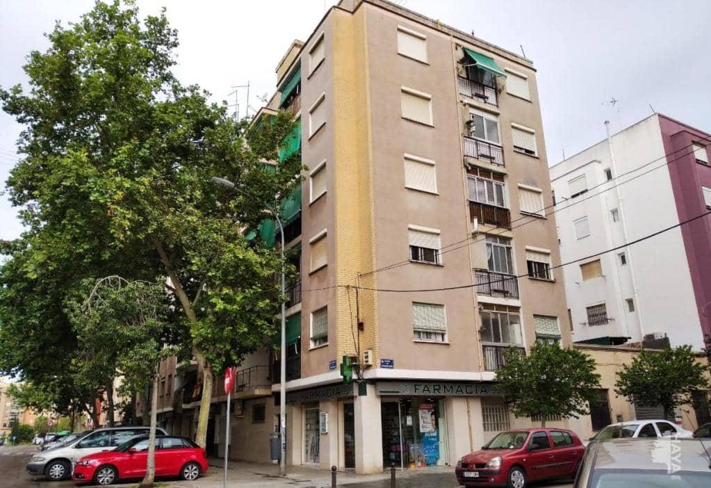 Piso en venta en Valencia, Valencia, Avenida Portugal, 65.600 €, 3 habitaciones, 1 baño, 65 m2