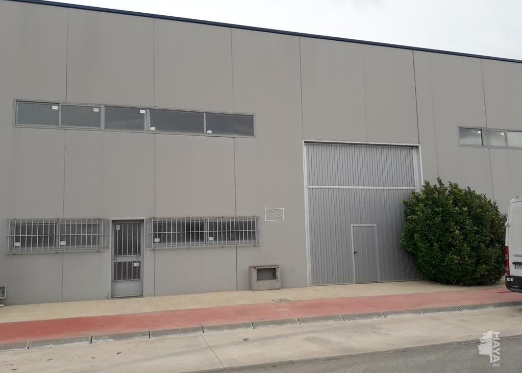 Industrial en venta en Cañicas-canal de María Cristina, Albacete, Albacete, Lugar Poligono Industrial Campollano Norte, 142.908 €, 262 m2