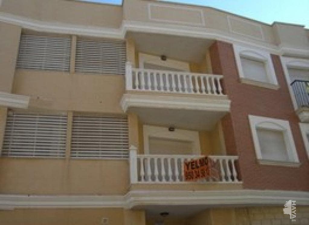 Piso en venta en Los Depósitos, Roquetas de Mar, Almería, Calle Maria Guerrero, 47.500 €, 2 habitaciones, 2 baños, 66 m2