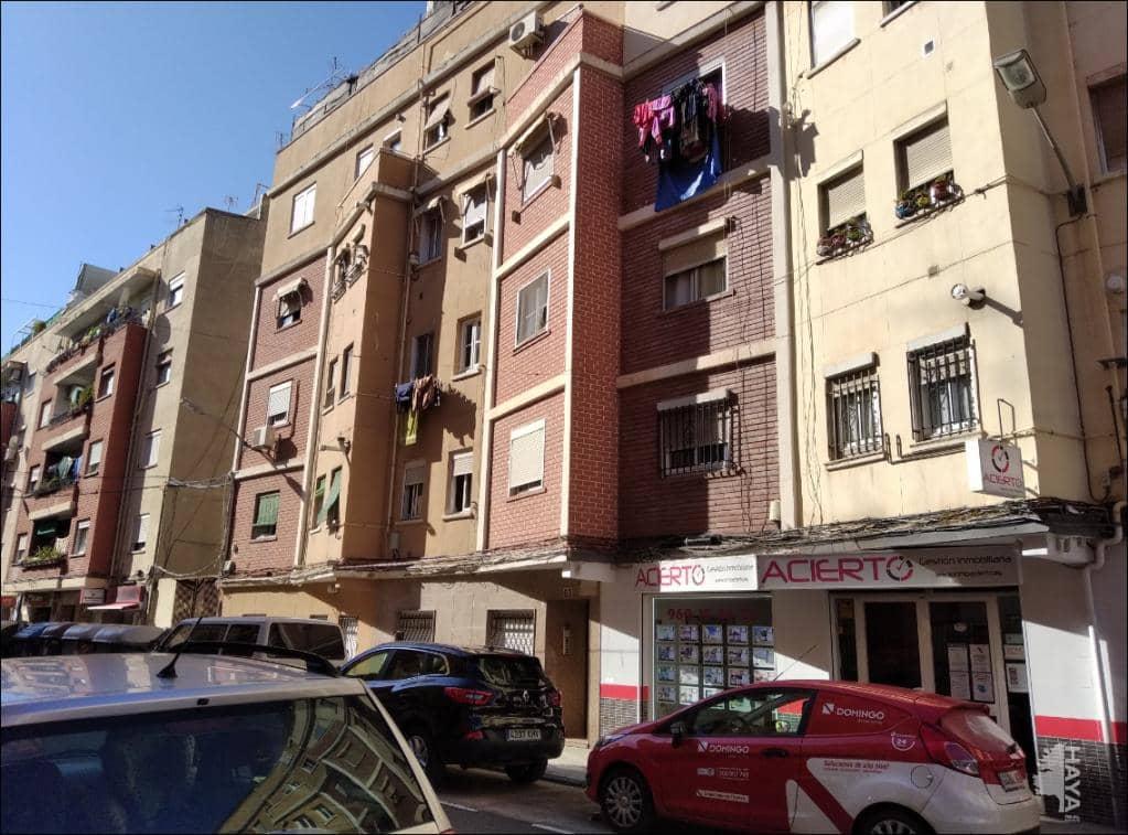 Piso en venta en Rascanya, Valencia, Valencia, Calle San Juan Bosco, 42.800 €, 3 habitaciones, 1 baño, 47 m2