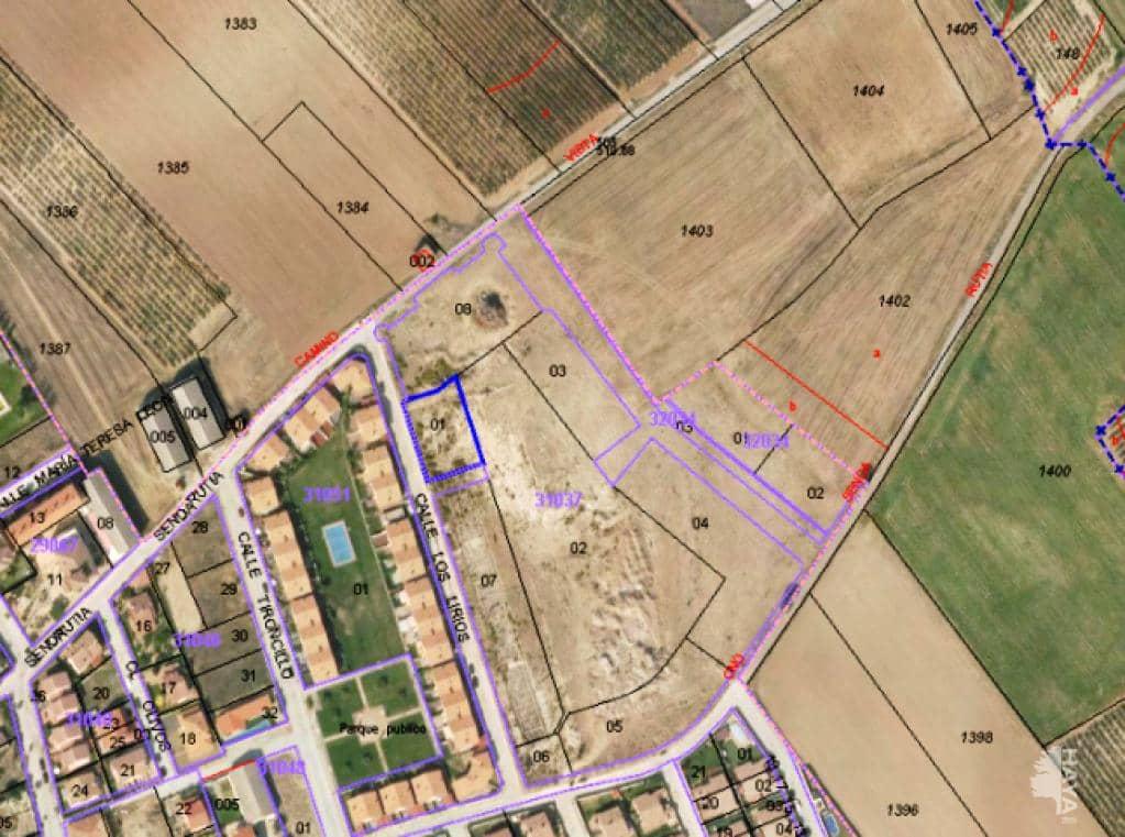 Suelo en venta en Suelo en Cuzcurrita de Río Tirón, La Rioja, 94.500 €, 1018 m2
