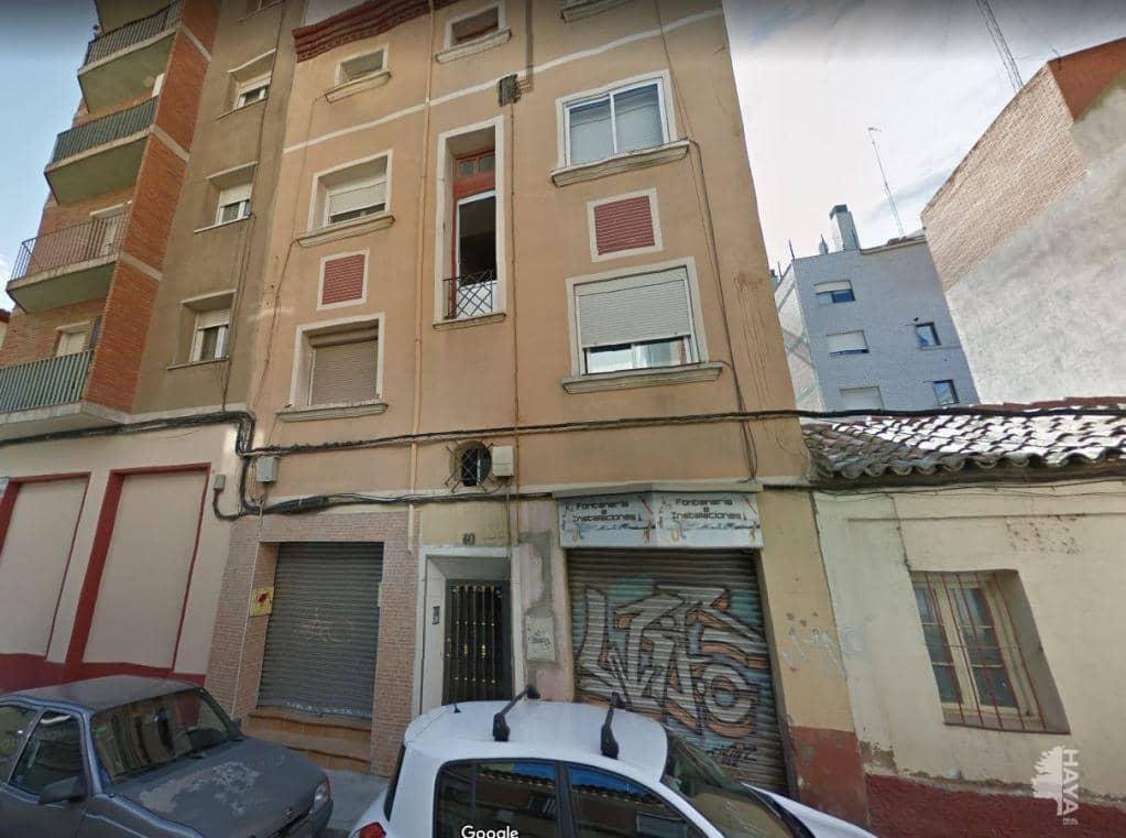Piso en venta en San José, Zaragoza, Zaragoza, Calle Gil Morlanes, 91.600 €, 3 habitaciones, 1 baño, 61 m2