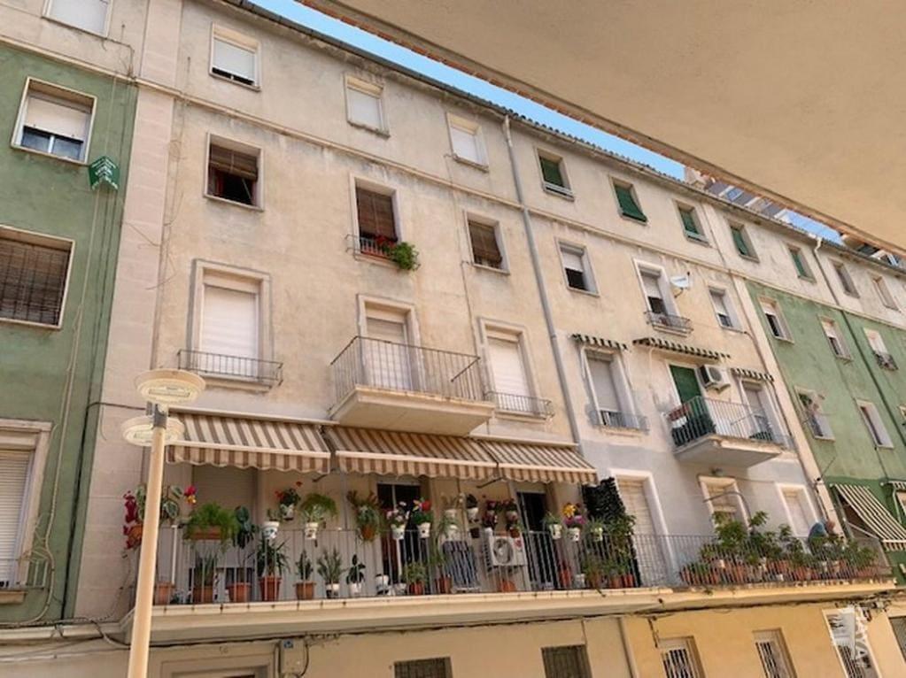 Piso en venta en Gandia, Valencia, Calle Xeraco, 26.200 €, 3 habitaciones, 1 baño, 72 m2