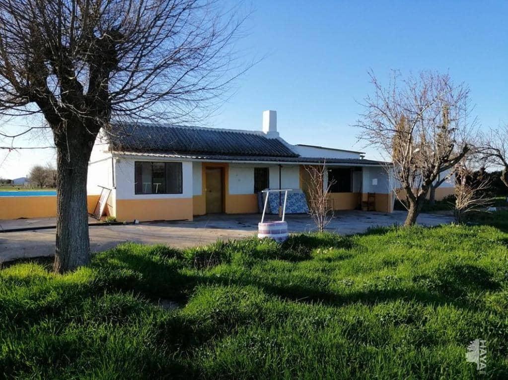 Casa en venta en Argamasilla de Calatrava, Ciudad Real, Calle (poligono Industrial) (a), 95.600 €, 3 habitaciones, 1 baño, 125 m2