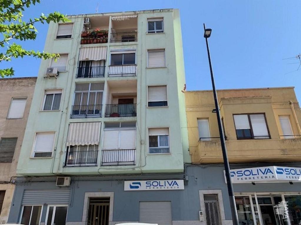 Piso en venta en Gandia, Valencia, Avenida Raval (del), 42.700 €, 3 habitaciones, 1 baño, 98 m2