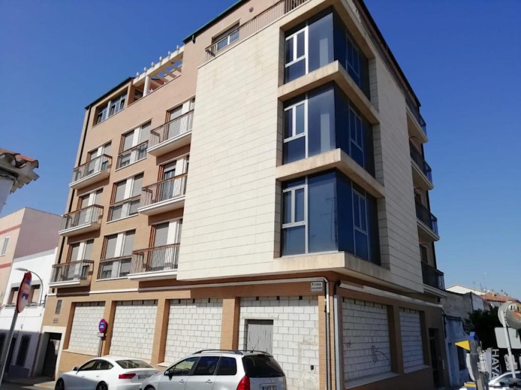Piso en venta en Almendralejo, Badajoz, Avenida America, 97.400 €, 3 habitaciones, 1 baño, 129 m2